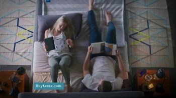 Leesa Early December Mattress Sale TV Spot, 'Dangerously Comfortable' - Thumbnail 9