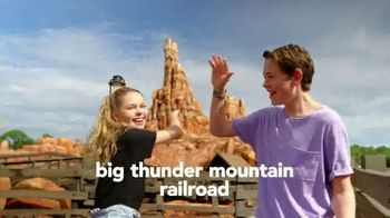 Disney Parks & Resorts TV Spot, 'Best Day Ever: Splash Mountain and Big Thunder Mountain' - Thumbnail 2