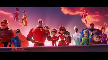 Incredibles 2 and Christopher Robin Home Entertainment TV Spot