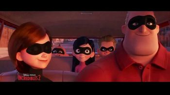 Incredibles 2 and Christopher Robin Home Entertainment TV Spot - Thumbnail 5