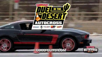 Goodguys Duel in the Desert Autocross TV Spot, '2018 Westworld of Scottsdale: Shootout' - Thumbnail 2