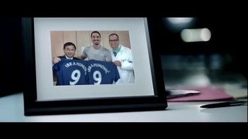 UPMC TV Spot, 'My Injury' Featuring Zlatan Ibrahimović - Thumbnail 6