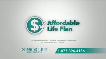 Senior Life Insurance Company TV Spot, 'Important Announcement' - Thumbnail 5