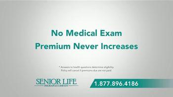 Senior Life Insurance Company TV Spot, 'Important Announcement' - Thumbnail 9