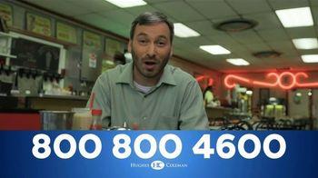 Hughes & Coleman TV Spot, 'Car Wreck'