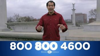 Hughes & Coleman TV Spot, 'Car Wreck' - Thumbnail 5