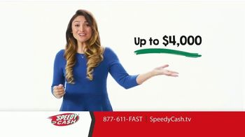 Speedy Cash TV Spot, 'Cash for Your Car: Unlock More Cash'