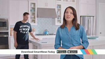 SmartNews TV Spot, 'My Wife Is Always Right' - Thumbnail 2