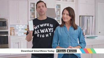 SmartNews TV Spot, 'My Wife Is Always Right' - Thumbnail 4