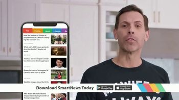 SmartNews TV Spot, 'My Wife Is Always Right' - Thumbnail 6