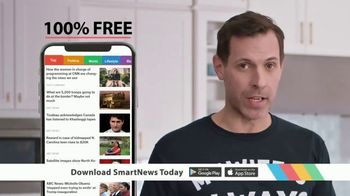SmartNews TV Spot, 'My Wife Is Always Right' - Thumbnail 7