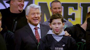 FOX Sports TV Spot, 'Thousand Oaks Titans: Thanks Microsoft' Featuring Curt Menefee, Jimmy Johnson
