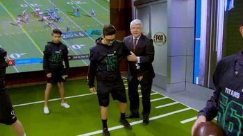 FOX Sports TV Spot, 'Thousand Oaks Titans: Thanks Microsoft' Featuring Curt Menefee, Jimmy Johnson - Thumbnail 2