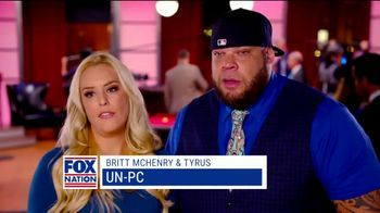 Fox Nation TV Spot, 'Different Side' Featuring Britt McHenry, Tyrus