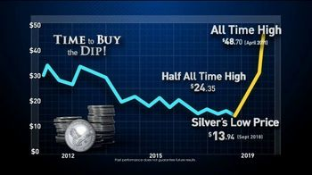 Lear Capital Silver TV Spot, 'Hit Record Highs'
