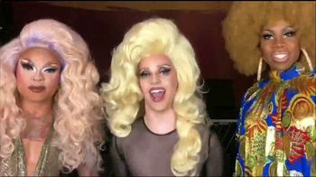 Murray & Peter Present TV Spot, 'A Drag Queen Christmas: The Naughty Tour'