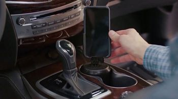 WeatherTech CupFone TV Spot, 'Holidays: Can't Go Without Your Phone' - Thumbnail 5