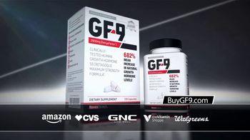 GF-9 TV Spot, 'Reclaim Your Vitality' - Thumbnail 10