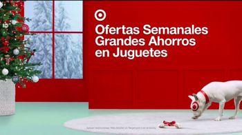 Target TV Spot, 'Ofertas semanales: grandes ahorros en juguetes' [Spanish] - 86 commercial airings