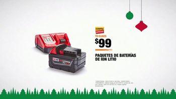 The Home Depot TV Spot, 'Planear sorpresas: paquetes de baterías' [Spanish] - Thumbnail 8