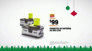 The Home Depot TV Spot, 'Planear sorpresas: paquetes de baterías' [Spanish] - Thumbnail 7