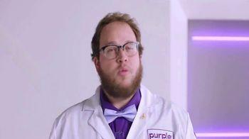 Purple Mattress Holiday Sale TV Spot, 'Free Purple Product' - Thumbnail 1