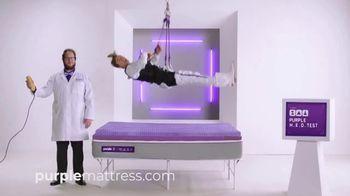 Purple Mattress Holiday Sale TV Spot, 'Free Purple Product' - Thumbnail 4