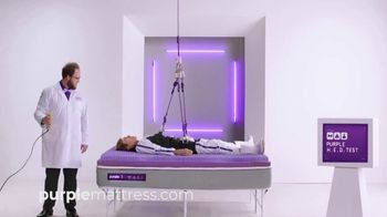 Purple Mattress Holiday Sale TV Spot, 'Free Purple Product' - Thumbnail 6