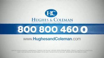Hughes & Coleman TV Spot, 'Thousands of People' - Thumbnail 8