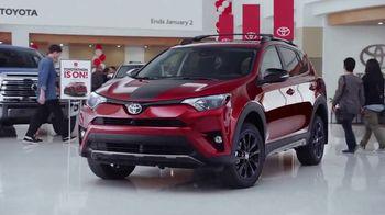 Toyota Toyotathon TV Spot, 'Year-End Savings' [T2]
