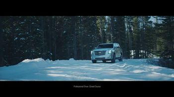 Cadillac Season's Best Sales Event TV Spot, 'The Gift of Presence' [T2]
