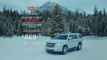 Cadillac Season's Best Sales Event TV Spot, 'The Gift of Presence' [T2] - Thumbnail 7