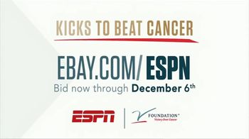 The V Foundation for Cancer Research TV Spot, 'Kicks to Beat Cancer' Featuring Damian Lillard - Thumbnail 9
