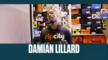 The V Foundation for Cancer Research TV Spot, 'Kicks to Beat Cancer' Featuring Damian Lillard - Thumbnail 7