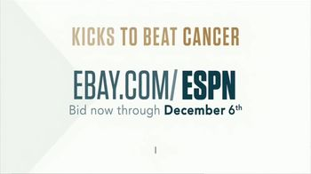 The V Foundation for Cancer Research TV Spot, 'Kicks to Beat Cancer' Featuring Damian Lillard - Thumbnail 8