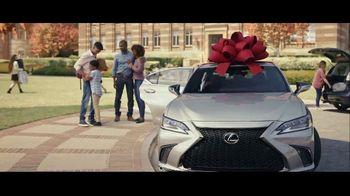 Lexus December to Remember Sales Event TV Spot, 'Memories: Where It Starts' [T2]