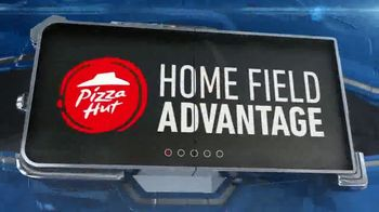 Pizza Hut TV Spot, 'NFL Home Field Advantage: Challenge Accepted' - Thumbnail 10