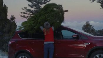 Ford Built for the Holidays Sales Event TV Spot, 'Tree Cutting' [T2]