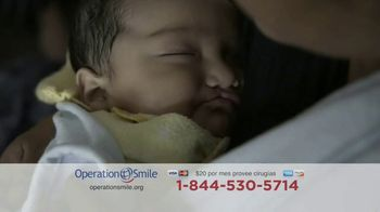 Operation Smile TV Spot, 'Cada niño es hermoso' [Spanish]