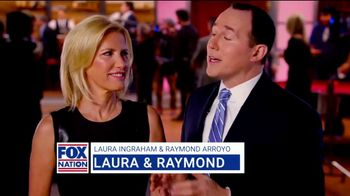 Fox Nation TV Spot, 'Makeup' Featuring Laura Ingraham, Raymond Arroyo