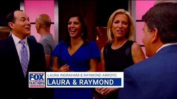 Fox Nation TV Spot, 'Makeup' Featuring Laura Ingraham, Raymond Arroyo - Thumbnail 5