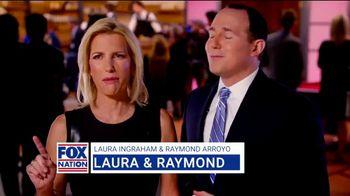 Fox Nation TV Spot, 'Makeup' Featuring Laura Ingraham, Raymond Arroyo - Thumbnail 8
