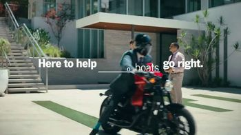 State Farm TV Spot, 'Bikes and Boats' Feat. Aaron Rodgers, David Haydn-Jones - Thumbnail 10