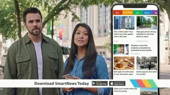 SmartNews TV Spot, 'Our Community Matters More' - 1007 commercial airings