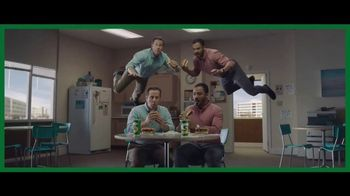 Subway Ultimate Cheesy Garlic Bread TV Spot, 'Not Weird' - Thumbnail 3