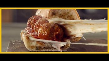 Subway Ultimate Cheesy Garlic Bread TV Spot, 'Not Weird' - Thumbnail 6
