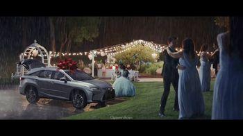 Lexus December to Remember TV Spot, 'Celebrations' [T1] - 270 commercial airings