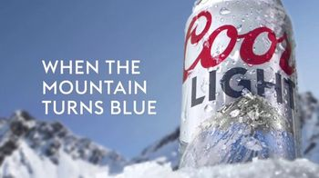 Coors Light TV Spot, 'Snow'