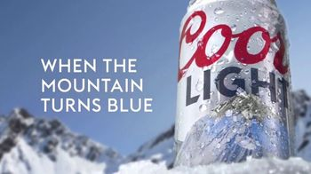 Coors Light TV Spot, 'Snow'