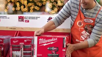 The Home Depot TV Spot, 'Holidays: Planning Surprises: Battery Packs' - Thumbnail 3